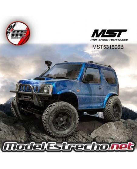 MST CMX CRAWLER RTR AZUL WHEELBASE 242mm