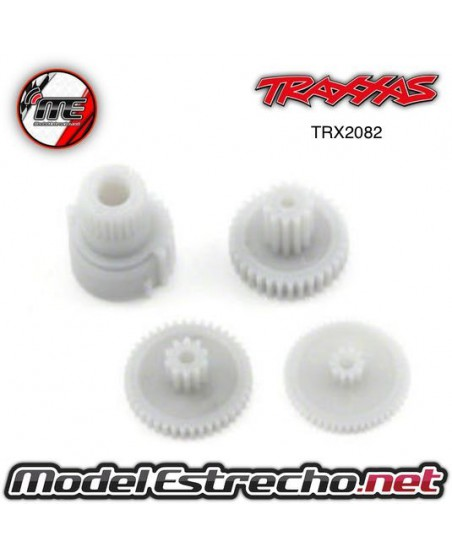 TRAXXAS GEAR SET (FOR 2080 MICRO WATERPROOF SERVO)