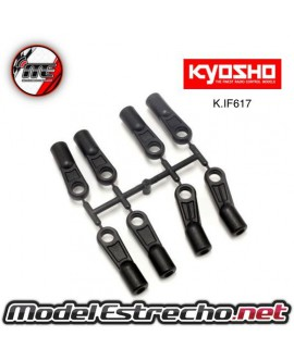 KYOSHO BRAZO DE SUSPENSION SUPERIOR INFERNO MP10