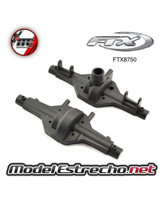 FTX MAULER FRONT AND REAR AXLE HOUSING ( 2Pcs)