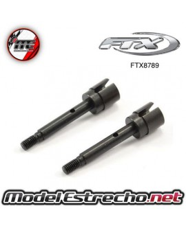 FTX MAULER WHEEL AXLES ( 2PCS )