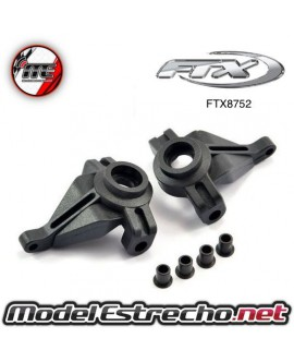 FTX MAULER STEERING BLOCK CARRIERS & BUSHINGS (2PCS)