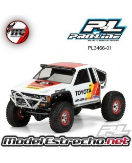 CARROCERIA PROLINE 1985 TOYOTA HILUX SR5 CLEAR BODY CAB ONLY SCX10 313