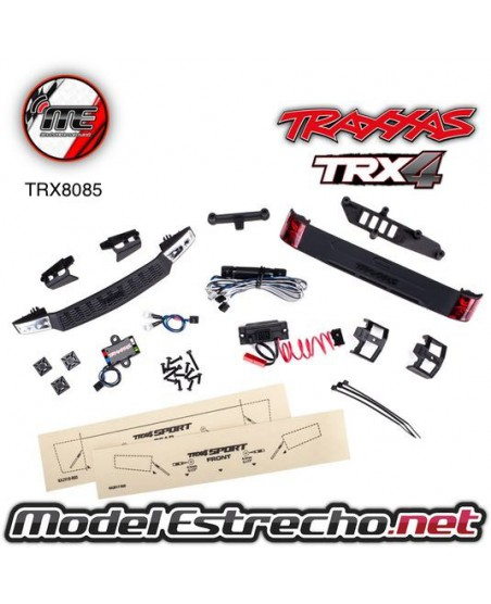 TRAXXAS KIT LED LIGHT COMPLETA PARA EL TRX4 SPORT