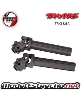 TRAXXAS Conjunto de horquilla de salida diferencial, servicio pesado extremo (2) (izquierdo o derecho, delantero o trasero)