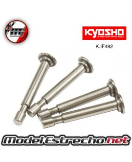 EJES 6.5x26mm KYOSHO INFERNO MP9/MP10 ( 4U. )