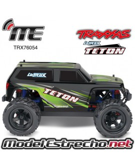 TRAXXAS LATRAX TETON 1/18  SCALE 4WD MOSTER TRUCK RTR