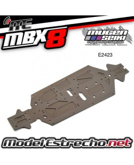 MUGEN MBX8 TRAPECIO DELANTERO INFERIOR