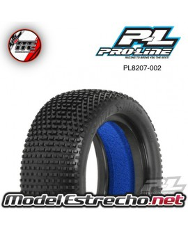 PROLINE HOLE SHOT 2.0 2.2 X2 1/10 OFF ROAD 4WD FRONT TYRES