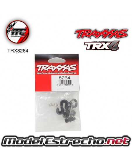 TRAXXAS CAPS & SPRING RETAINERS