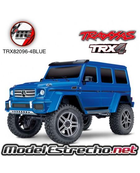 TRAXXAS TRX-4 MERCEDES G500 4X4 BLUE