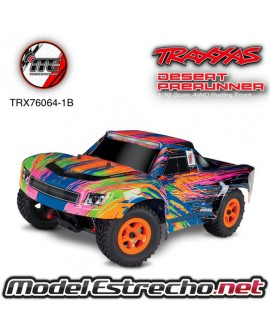 TRAXXAS RALLY FORD FIESTA ST ELECTRIC