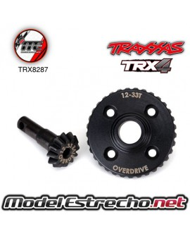 TRAXXAS RING GEAR, DIFFERENTIAL PINION GEAR