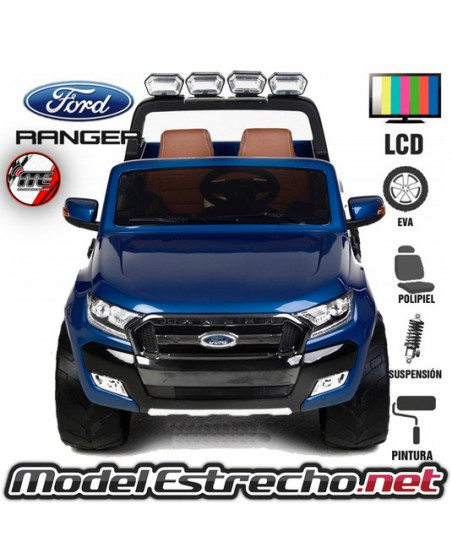 FORD RANGER WILDTRAK AZUL
