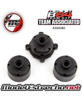 B64 DIFF CASES FRONT,CENTER,REAR