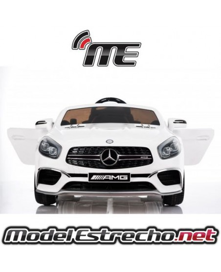 MERCEDES SL65 BLANCO FULL OPTION