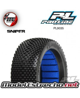 PROLINE SNIPER 1/8 BUGGY TYRES W/CLOSED CELL