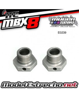 HEXAGONO MUGEN MBX8 ORIGINAL SERIE