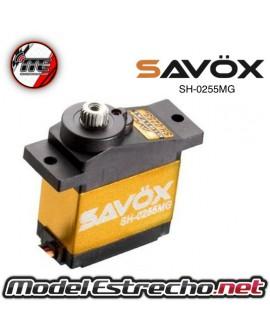 SERVO SAVOX SH0255MG MICRO SERVO