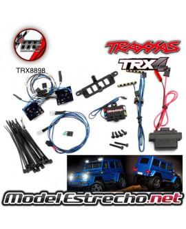 TRAXXAS LED LIGHT SET COMPLETE MERCEDES G500 4x4