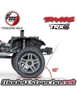 TRAXXAS TRX-4 MERCEDES G500 4X4 BLACK