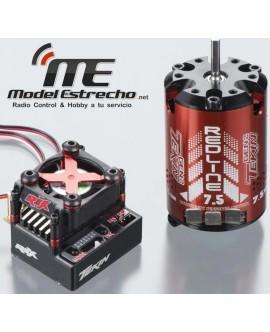TEKIN RSX GEN 2 ESC/MOTOR COMBO (7,5T)