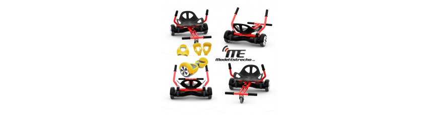 ACCESORIOS BALANCE SCOOTER - PATINES ELECTRICOS