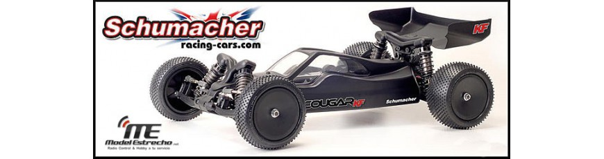 Schumacher Cougar KF 1/10 Competition 2WD